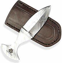 DELLINGER Impact Dagger & Damast Taschenmesser &