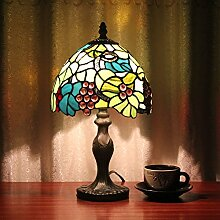 DELLT-8-Zoll-Bar Club KTV dekorative Tiffany-Lampen Cafe verf¨¹gt ¨¹ber handgefertigte Glaslampen