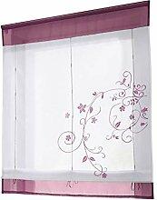 Deloito Fenstervorhang hochwertige transparente