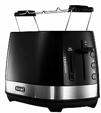 DeLonghi Active Line CTLA 2103.BK Toaster,