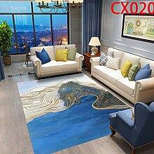 DelongKe Baby Teppich,Für Wohnzimmer Flur
