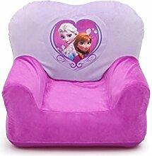 Delta Frozen aufblasbarer Sessel (Lila)