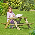 Delta Kinder Picknicktisch (KDI)