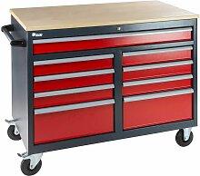 Dema - Mobile Werkbank Werktisch Werkzeugwagen
