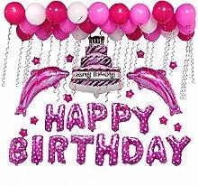 Demarkt Geburtstagsdeko Geburtstag Party