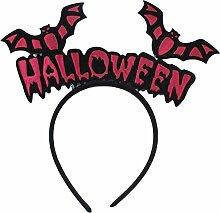 Demarkt Halloween Stirnband Kostüm für Halloween