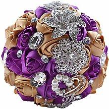 Demarkt Mode Blumenstrauß Romantische Hochzeit