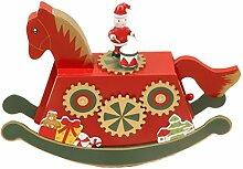 Demarkt Weihnachten Spieldose Musikdose Spieluhr