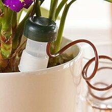 Demiawaking 2 stücke Kreative Gartenarbeit Blumentopf Topf Automatische Bewässerung Werkzeuge Waterer