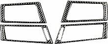 Demino 4pcs / Set-Auto-Seitenklimaanlage Vent