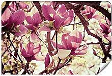 Demur Fototapete Vlies Blumeneingriff - Tapete