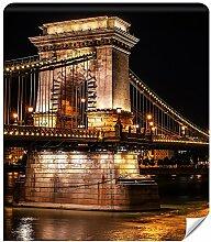 Demur Fototapete Vlies Budapest - Tapete Tapeten