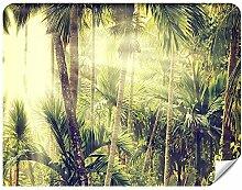 Demur Fototapete Vlies Dschungel - Tapete Tapeten