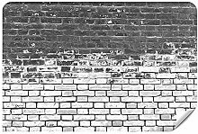 Demur Fototapete Vlies Mauer - Tapete Tapeten