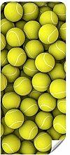 Demur Fototapete Vlies Tennisball -Tapete Tapeten