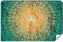 Demur Fototapete Vlies Wand Mandala- Tapete