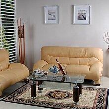 Den Teppich Wohnzimmer Couchtisch Sofa/Gehobenen black Flower Carpet-A 160x230cm(63x91inch)