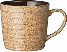 Denby Studio Craft Walnuss Alt Steile Tasse, braun