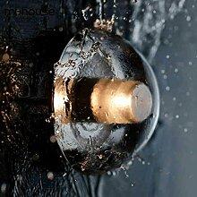 DENG Einfache LED-Wandlampe