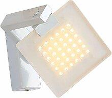 DENG Moderne Wandlampe LED-Nachttischleuchten