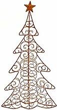 DENK Dekofigur Winter Tanne Weihnachtsbaum