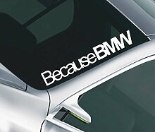 Denn BMW Auto, Windschutzscheibe Sunstrip