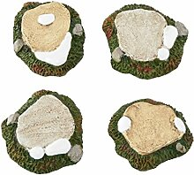 Department 56 Village Woodland Stepping Stones