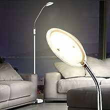 Depuley 5W LED Stehlampe Modern Metall, Leselampe