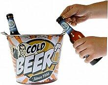 Der Biereimer Vintage Beer Bierkühler mit