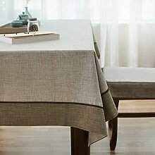 Der Chinesischen Tischdecke/Wie Baumwolle Stoff Tischdecke/Längliche Tischdecke-A 110x170cm(43x67inch)