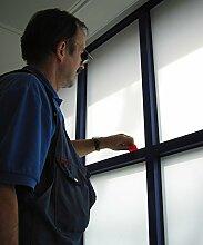 Der Fenster Film Company wmf1524X 4amz matt Frost Sichtschutzfolie, weiß, 1524mm x 4m