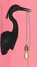Der fliegende Holländer Lampe Schwarz - Jasmin