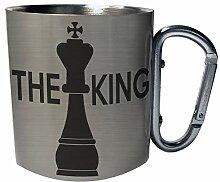Der König Lustige Neuheit Schachclub Neu