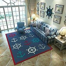 Der mediterrane Teppich gedruckt Full Shop Modern