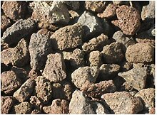 Der Naturstein Garten 10 kg Grill Lava Steine