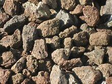 Der Naturstein Garten 25 kg Lava Steine 40-120 mm