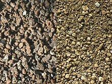 Der Naturstein Garten 250 kg Substrat zur