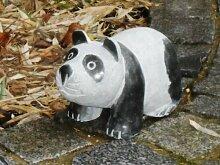 Der Naturstein Garten Hübscher Panda aus echtem