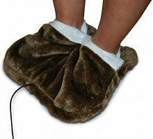 Der praktische USB Fusswärmer für kalte Füße