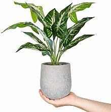 Der Rose Künstliche Pflanze, 40,6 cm, für Büro,