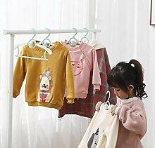 Der rutschfeste Kleiderbügel aus neuem