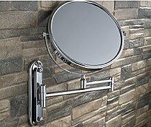 der Spiegel/Wand-Kosmetikspiegel/Faltung Rotary große Badezimmerspiegel-A