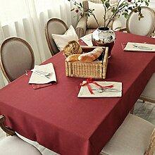 Der Stil Der Pastoralen Literatur Tischdecke/American Land Frische Tischwäsche/Tischtuch-D 80x80cm(31x31inch)
