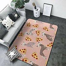 Der Teppich Indoor / Ourdoor Chinese Crested Dog