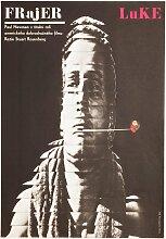 Der Unbeugsame Filmposter von Milan Grygar, 1967