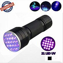 Der Wolf Moon® Taschenlampe/Blacklight, UTLRA