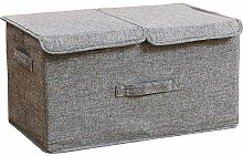DERFCSEfds Aufbewahrungsbox Stoff Faltbare