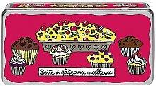 Derriere la Porte Gebäckdose Boîte à gâteaux moelleux