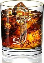 DesBerry J Monogramm WhiskyGläserGravur,