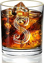 DesBerry S Monogramm WhiskyGläserGravur,